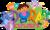 Sticker Dora