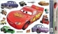 Sticker Cars Disney Mural Super  Geant 47 cm