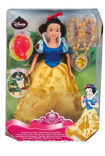 Poupee princesse jeux et jouets sur enperdresonlapin - La princesse blanche neige ...