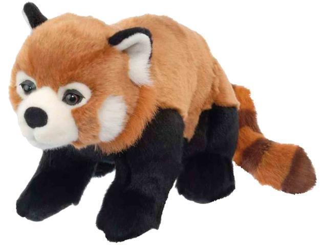 peluche geante panda roux