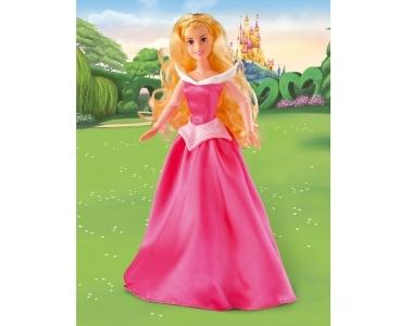 poupe princesse aurore la belle au bois dormant disney 30 cm