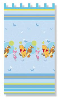 Rideaux de Chambre Winnie The Pooh