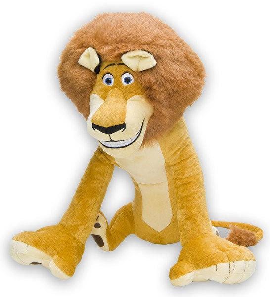 17 Le Lion Madagascar Peluche Alex Cm OkTZiXuwPl