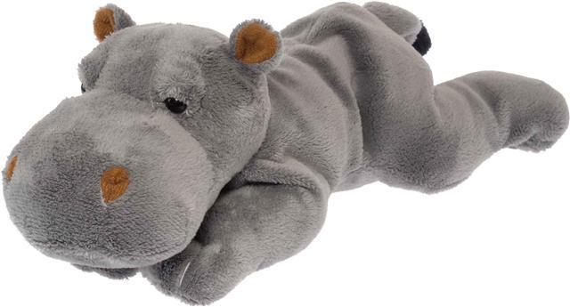 peluche wild republic hippopotame 25 cm. Black Bedroom Furniture Sets. Home Design Ideas