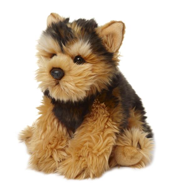 peluche anna club plush chien yorkshire 28 cm. Black Bedroom Furniture Sets. Home Design Ideas