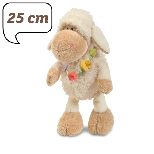 Peluche Nici mouton Jolly Lovely 25 cm