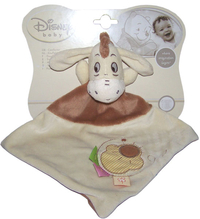 Doudou Disney Bourriquet Adorable 22 cm de côté