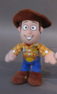 Peluche Disney Toy Story Woody Stylisé 20 cm