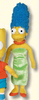 Peluche Simpsons Marge 30 cm
