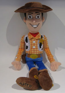 peluche toy story woody 100 cm plushtoy. Black Bedroom Furniture Sets. Home Design Ideas