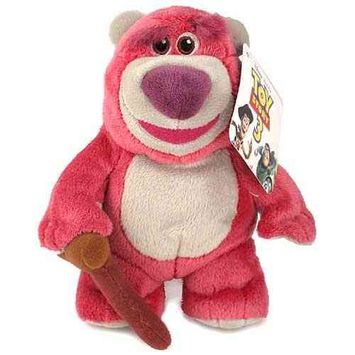 Peluche Toy Story Ours Lotso 20 cm