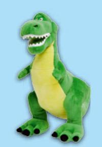 Les dinosaures plushtoy - Dinosaure toy story ...