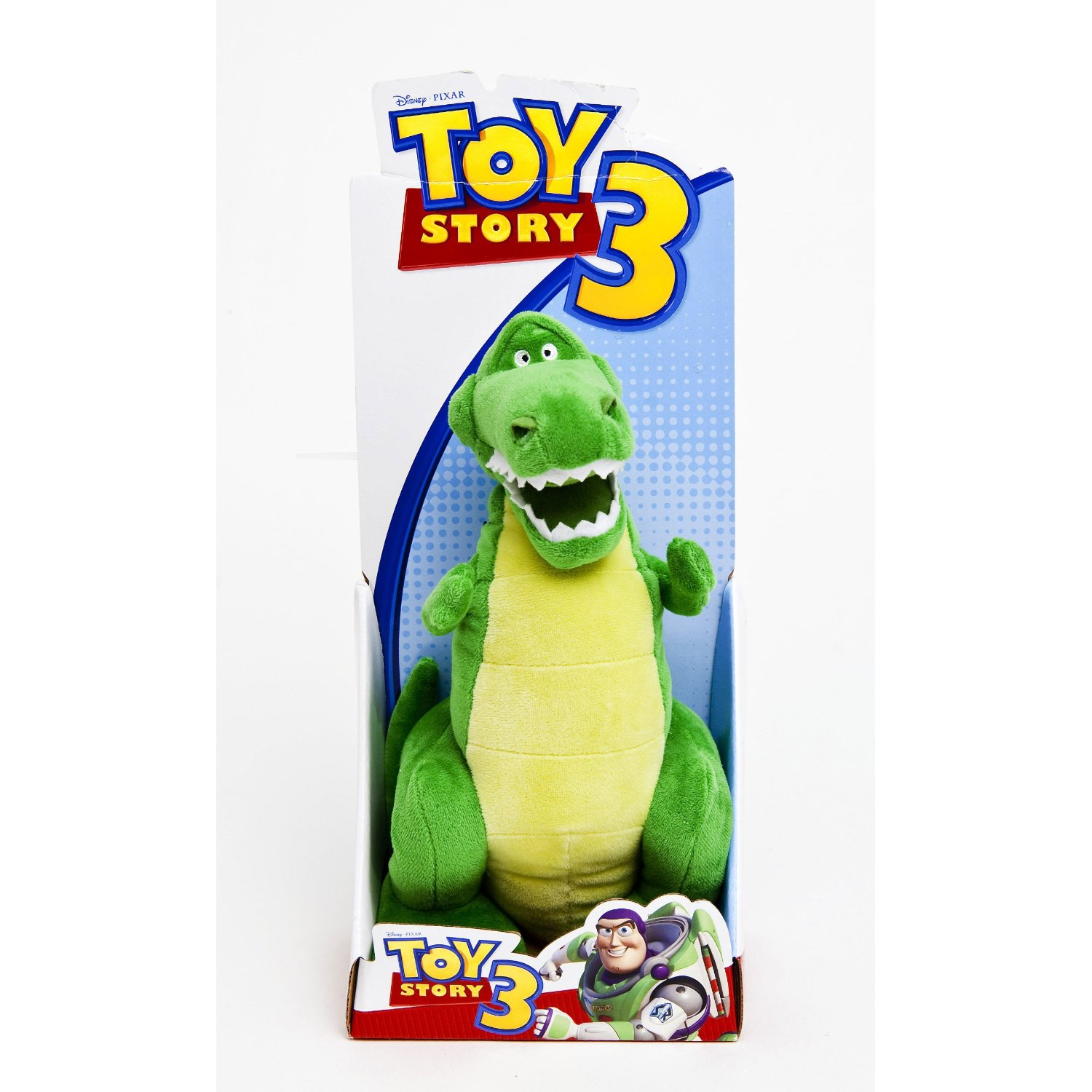 Peluche toy story rex le dinosaure 30 cm - Dinosaure toy story ...