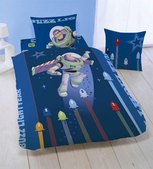 Housse De Couette Disney Toy Story 140 X 200 Cm Plushtoy