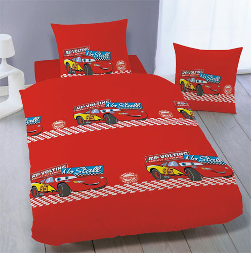 parure housse de couette disney cars board 140 x 200 cm. Black Bedroom Furniture Sets. Home Design Ideas