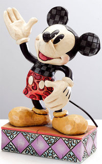 Figurine de Collection Disney Traditions Mickey