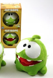 Peluche Cut the Rope 20 cm Modèle O