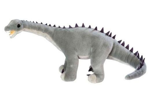 peluche dinosaure diplodocus 71 cm