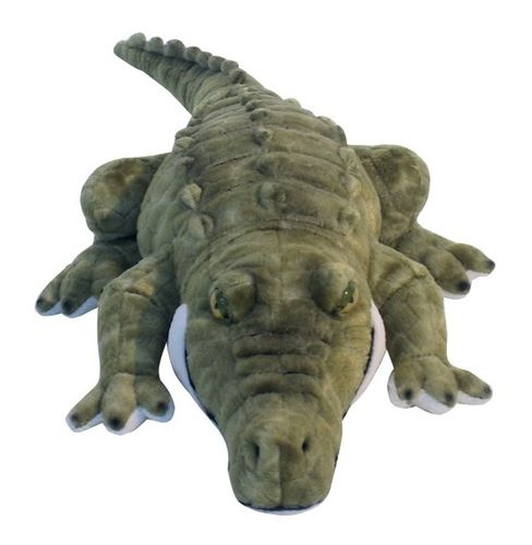 Peluche crocodile alligator 58 cm