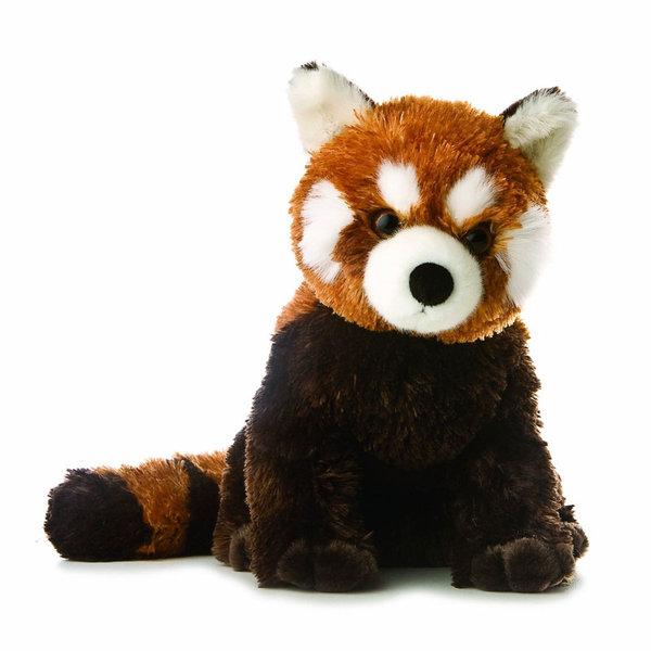 peluche panda roux 24 cm plushtoy. Black Bedroom Furniture Sets. Home Design Ideas