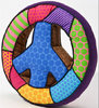 Coussin Peace and Love Britto