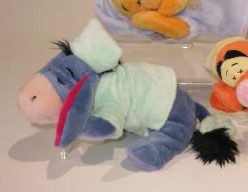 Peluche Bourriquet  Disney Dormant 25 cm