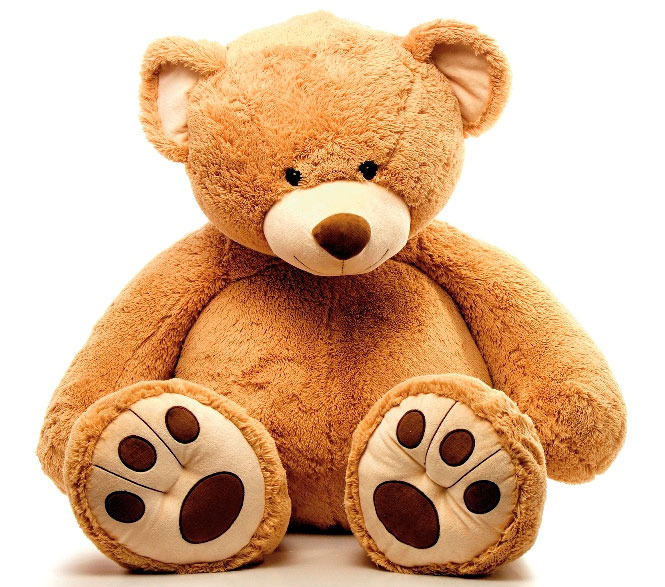 peluche geante ours carrefour