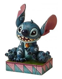 Figurines de Collection Disney Traditions Stitch Ohana