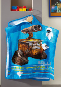 Cape de Bain Disney Wall E 60 x 120 cm