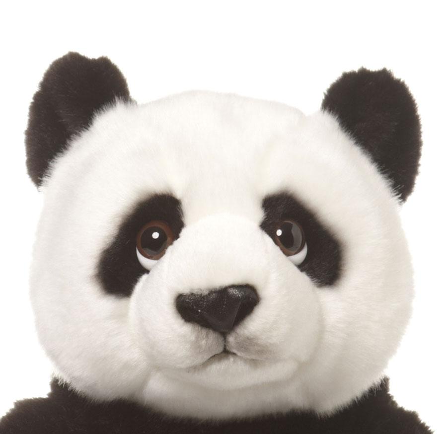 518036522c9807 Peluche Panda WWF 30 cm - PLUSHTOY