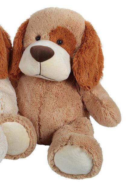 peluche chien g ant 1 m tre nom d 39 un chien marron plushtoy. Black Bedroom Furniture Sets. Home Design Ideas