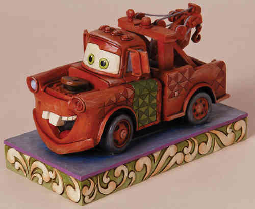 Figurine de Collection Disney Tradition Cars Martin