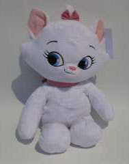 Peluche Disney Dangly Marie 25 cm