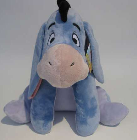 peluche disney bourriquet