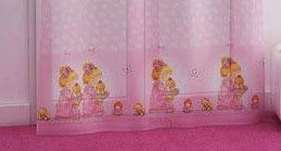 Voilage sarah kay 140 x 240 cm plushtoy for Housse de couette sarah kay