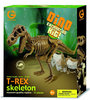 Kit d'excavation Dinosaure T rex à assembler