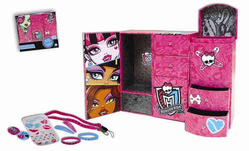 Boîte à Bijoux Monster High