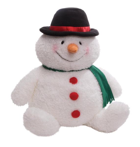 Peluche bonhomme de neige blizzy medium plushtoy - Modele bonhomme de neige ...
