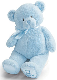 Peluche Ours Gund My First Teddy Bleu 61 cm