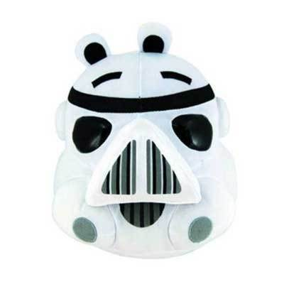 Peluche Angry Birds Star Wars 13 cm Storm Trooper