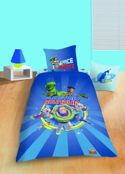 Housse de couette toys story buzz explorer 1 personne - Housse de couette le petit prince ...