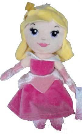 peluche princesse disney aurore cute 25 cm
