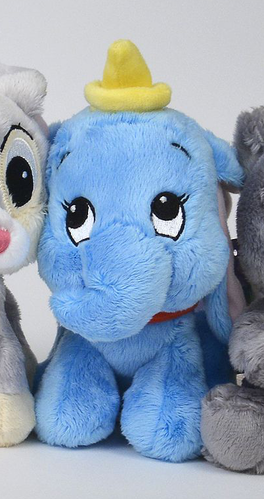 Peluche Disney Dumbo Cute 20 cm