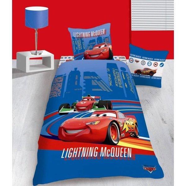 parure housse de couette disnay cars mega racer plushtoy. Black Bedroom Furniture Sets. Home Design Ideas