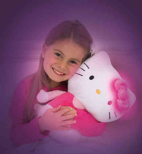 Veilleuse en peluche Hello Kitty