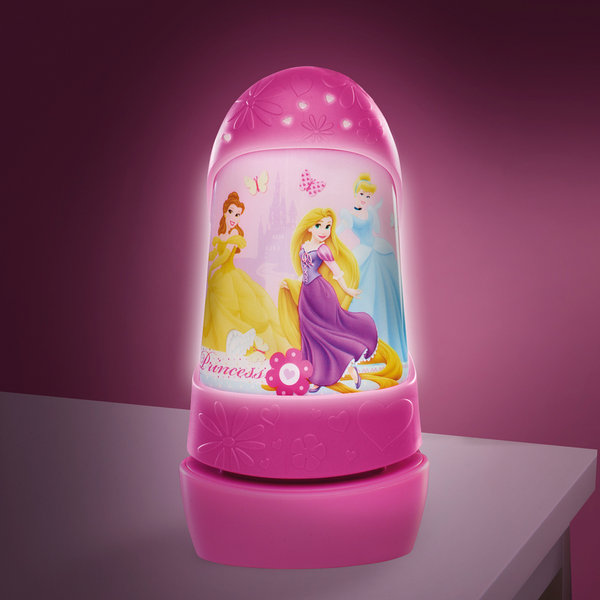 veilleuse et torche disney princesses go glow plushtoy. Black Bedroom Furniture Sets. Home Design Ideas