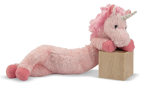 peluche licorne rose longfellows 54 cm plushtoy. Black Bedroom Furniture Sets. Home Design Ideas