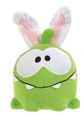 Peluche Cut the Rope OmNom 11 cm