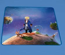 Parure housse de couette le petit prince 3d movie - Housse de couette le petit prince ...