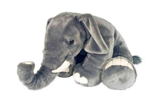 peluche elephant plushtoy. Black Bedroom Furniture Sets. Home Design Ideas